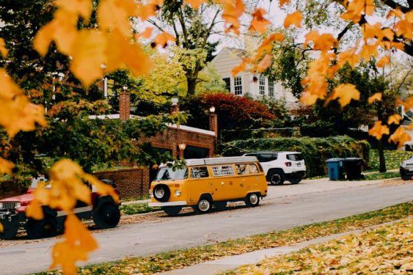 Autunno in viaggio: organizza le tue vacanze a Ottobre in camper!
