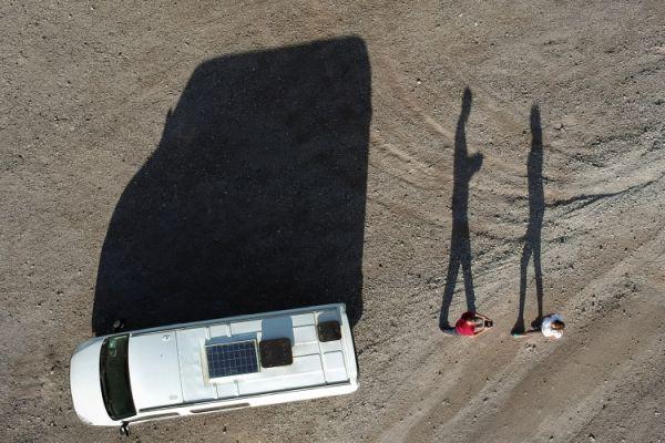 Il pannello fotovoltaico: idee per la produzione di energia elettrica per il vostro camper