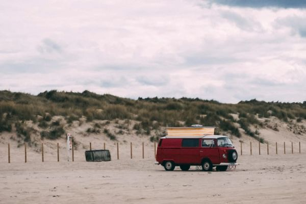 Camping Zandvoort