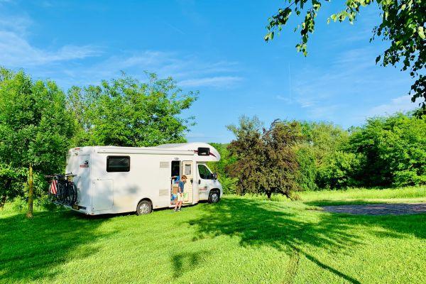 I vIaggi sostenibili in camper