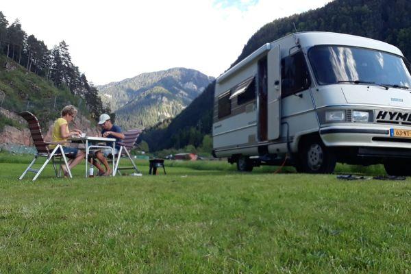 Guus en Sandra 3 maanden on the road - Hummertje, hummertje toch