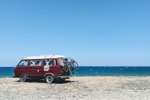 Viaggio in camper: con Ornella, che segue il vento perfetto