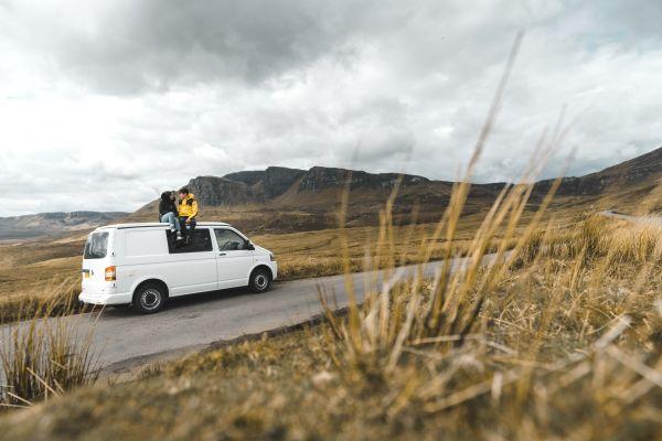 Met de camper naar Schotland - 5 mooie camperroutes door Schotland