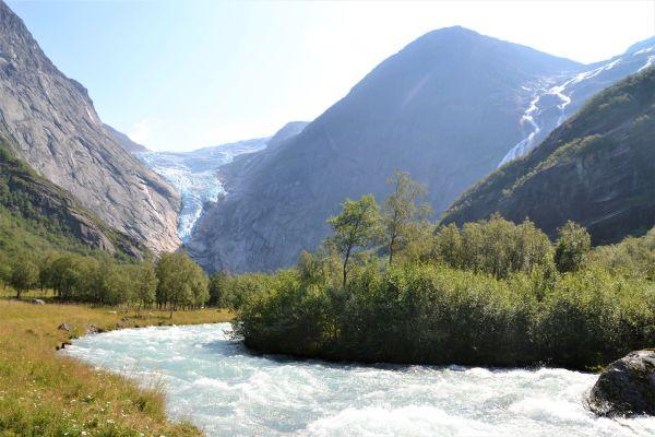 Saskia, Lex, Gijs en Teun trekken in 20 weken door Europa: Zweden en Noorwegen zijn natuur, vrijheid en outdoor