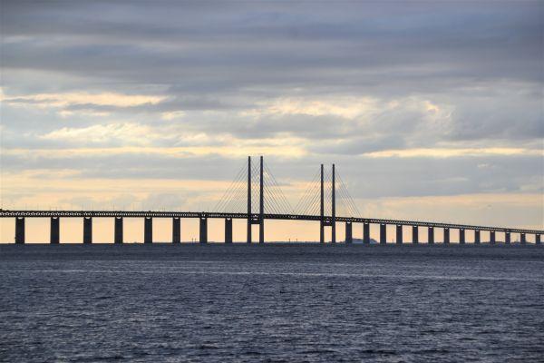 Saskia, Lex, Gijs en Teun trekken in 20 weken door Europa: Denemarken is een rustig en ruim Hollands tafereeltje