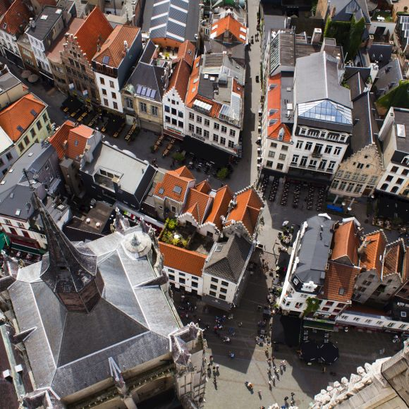 Milieuzones in België