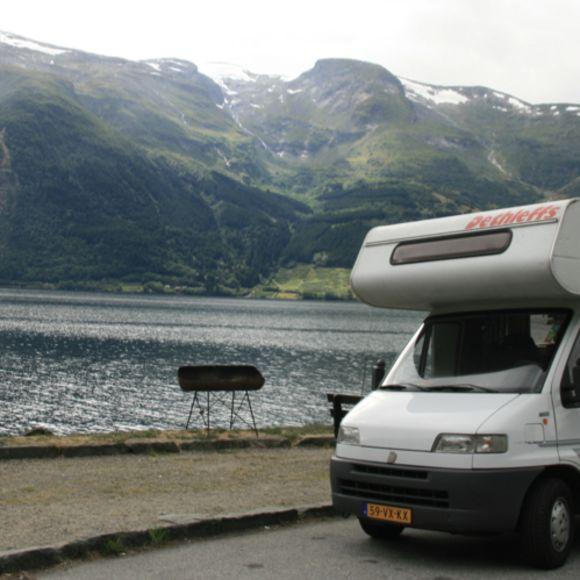 Hugo in Noorwegen
