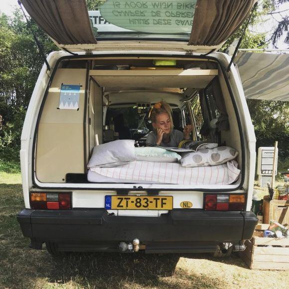 Women Travelling Alone in Motorhomes