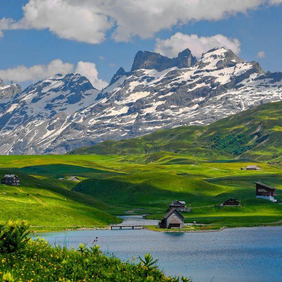 Met de camper naar Zwitserland
