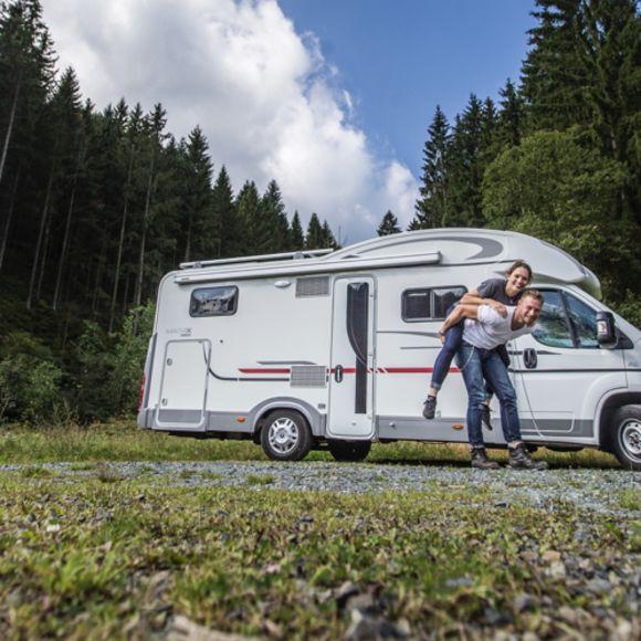 England: Top 5 Honeymoon Destinations in a Campervan