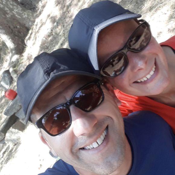 Guus en Sandra 3 maanden on the road -