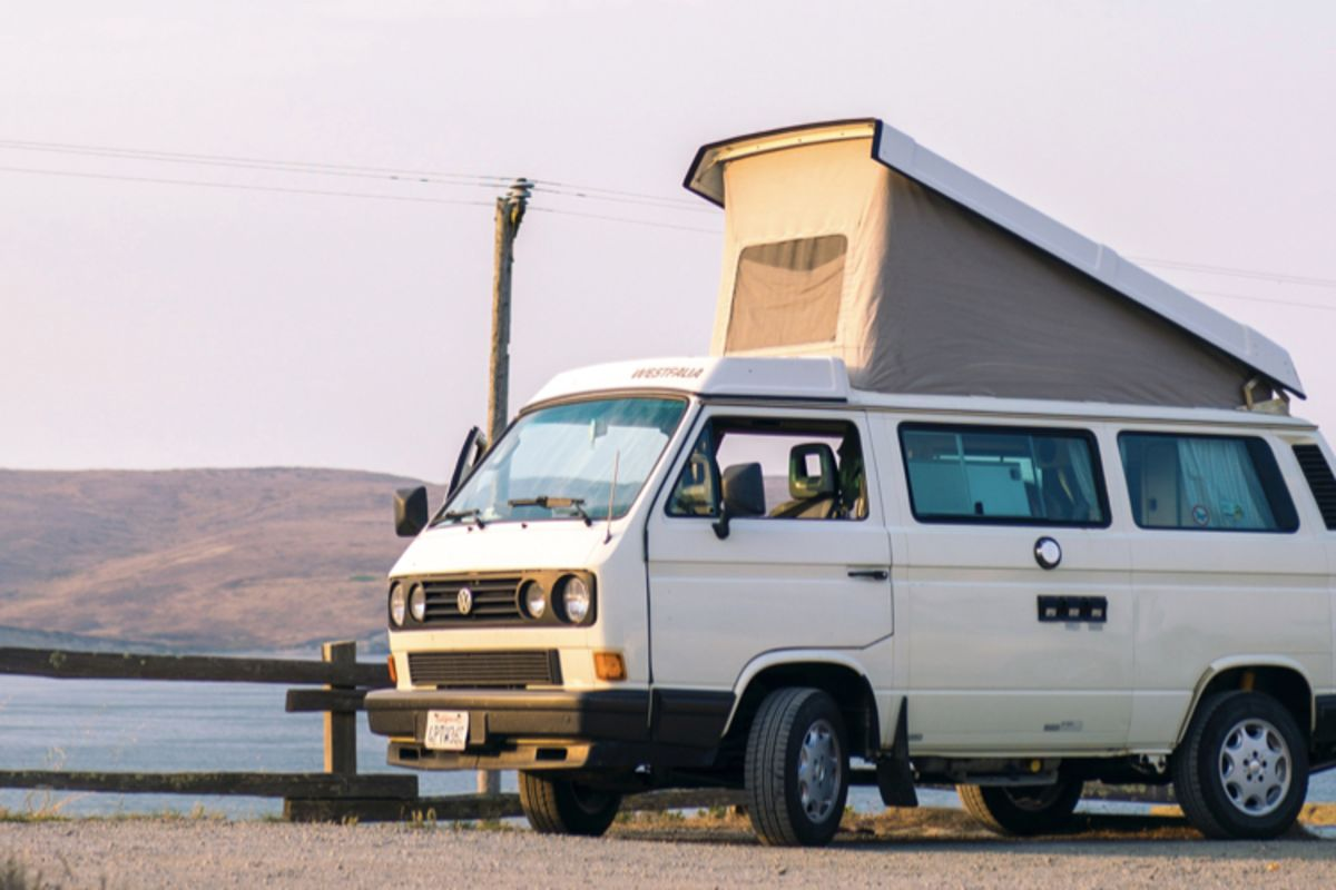 Parcheggi completi per camper in California