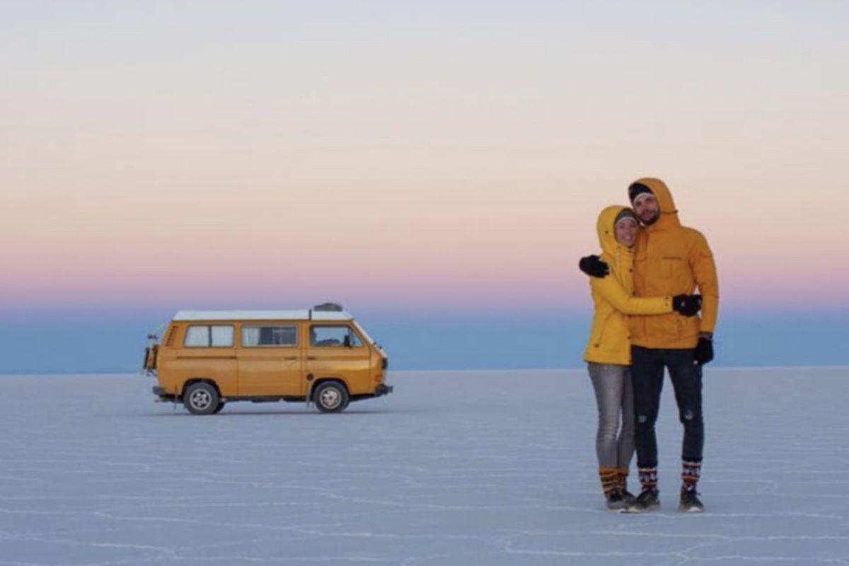 South America by Campervan - Freek and Inge's Adventure