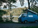 Met de camper naar Zweden