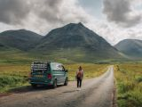 Staycation in the UK with a Campervan