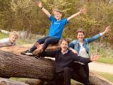 Saskia, Lex, Gijs en Teun trekken in 20 weken door Europa: we zijn vertrokken!