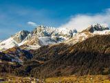Saskia, Lex, Gijs en Teun trekken in 20 weken door Europa: Los in de Italiaanse Alpen