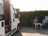 Simmer yn Fryslân in een camper