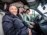 In de media, Het Laatste Nieuws: Odette (93) krijgt mobilhometour langs al haar kleinkinderen cadeau