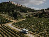 Esplora la Toscana in Camper