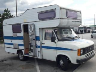 Lumachina inarrestabile – Transit 1980...un viaggio nel tempo