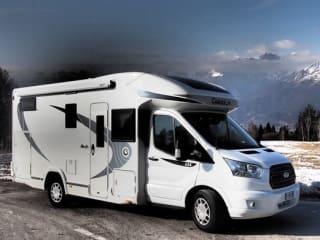 Udine – In the wonderful DOLOMITES, rent our camper ...