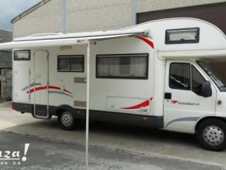 A beautiful practical Family Mobil home