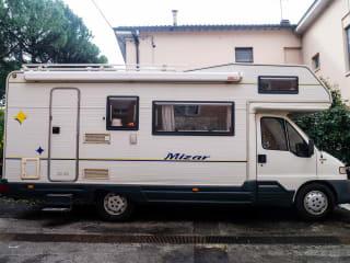 Camper per famiglia numerosa a Faenza - Emilia Romagna
