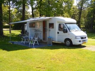 Dethleff T6611 – Te huur voor het grote avontuur!