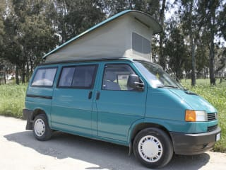 Roma – Volkswagen Westfalia California T4