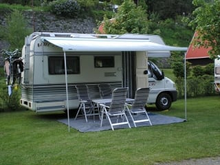Liberty – Compact powerful LMC motorhome versatile in use