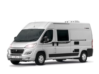 Vehicle 3 – Perfect compact family 2020 campervan for touring and festivals