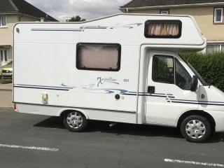Great motorhome