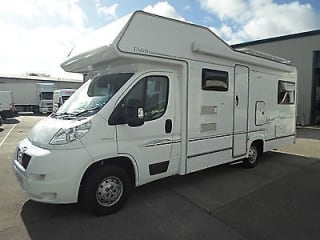 6 Berth Family Camper