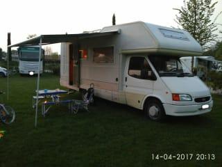 Doral – Das Wohnmobil für Ihre Familie!