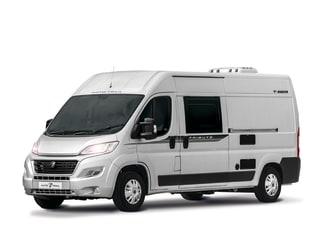 Vehicle 4 – 2-4 ligplaats 2018 model bedrieglijk ruime campervan (V2)