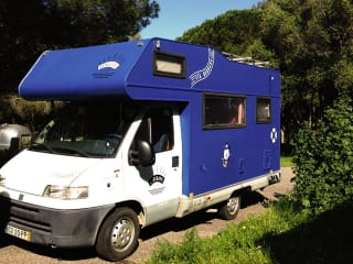 Santa Bárbara – Fantastico camper nel soleggiato Portogallo (Situato in Portogallo)