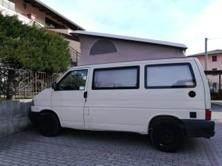 Giramondo – VW T4 CALIFORNIA - Globetrotter