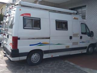 Roma – Fiat Ducato - Trigano Eurocamp 2