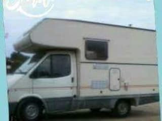 Camper for couple