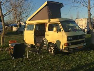 Volkswagen transporter Westfalia T3 camper