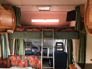 Elnag 2.8 5 beds Pescara