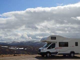 Livingston – Scottish Highlands Motorhome Adventure