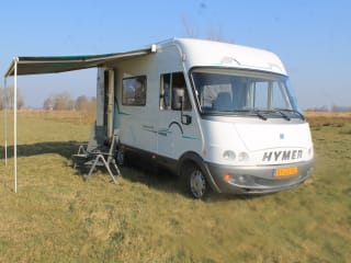 For rent Hymer B 544