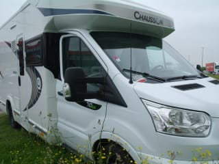 Chausson 711 – New luxurious motorhomes Chausson 711