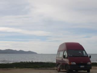 Ramòn – Sicilia in libertà - Consegna a Catania
