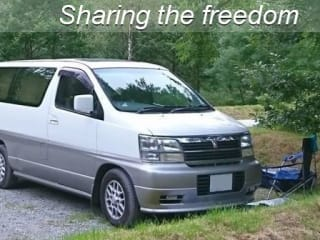 Compact campervan to visit Peak District, Lakes, Snowdonia