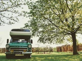 Vintage Traveling met de Ford Transit Camper