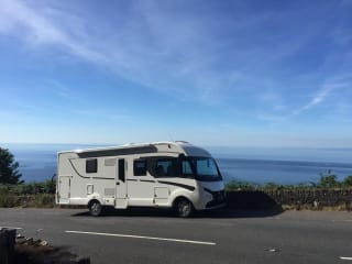 Luxury A Class brand new motorhome - C1 REQUIRED ON LICENCE