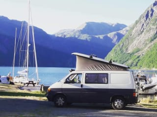Billie – Billie the VW T4 camper van